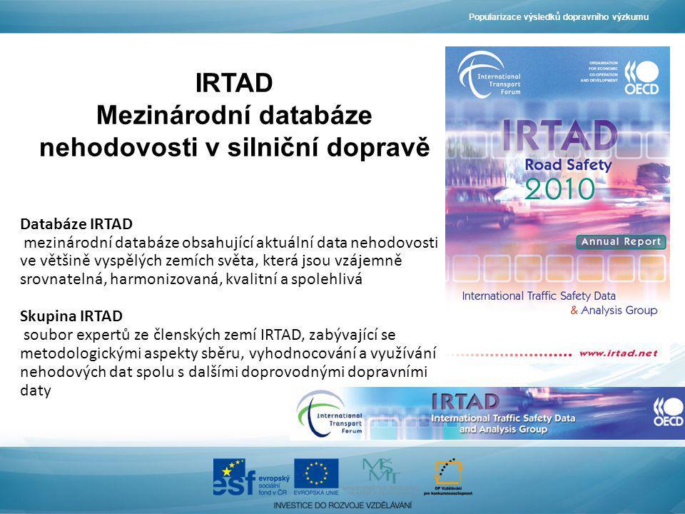 Mezinárodní databáze nehodovosti v silniční dopravě