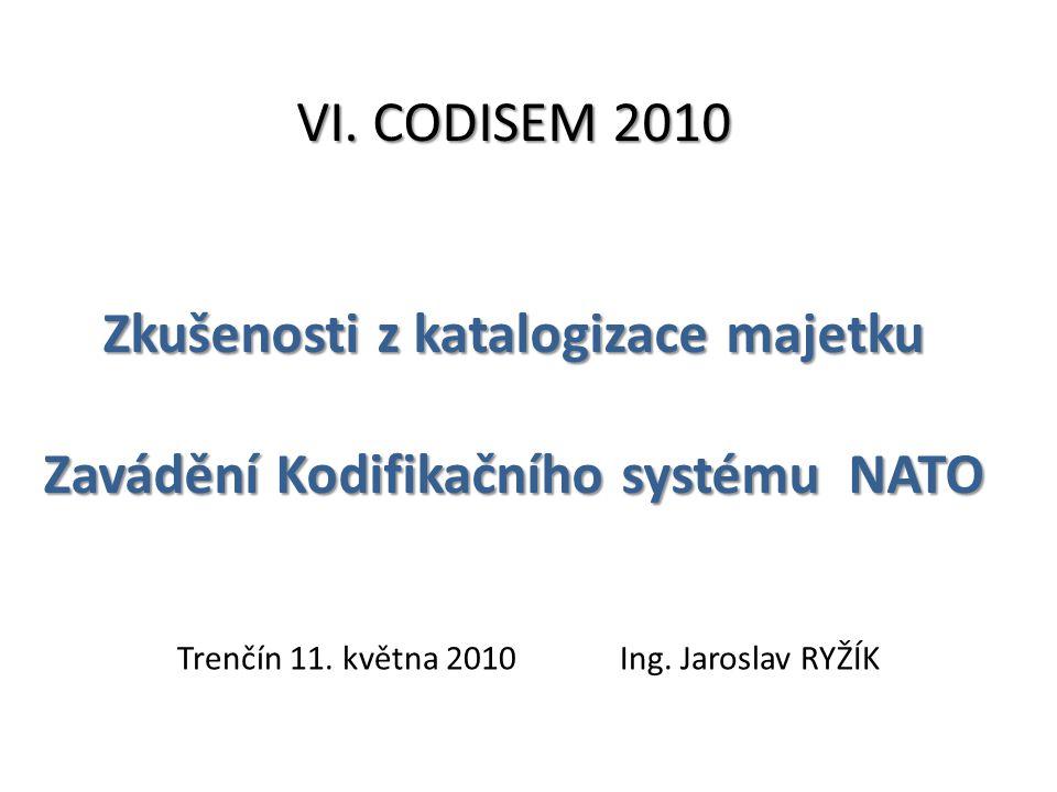 Trenčín 11. května 2010 Ing. Jaroslav RYŽÍK