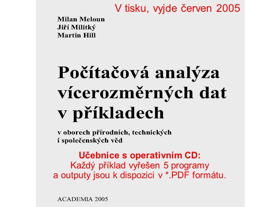 Učebnice s operativním CD: