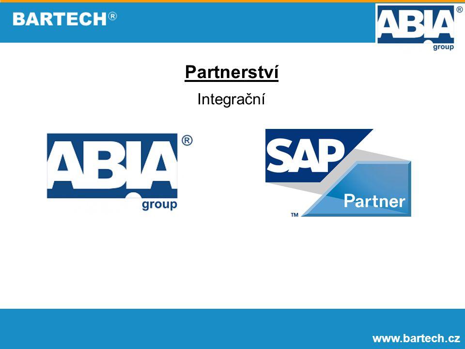 Partnerství Integrační www.bartech.cz