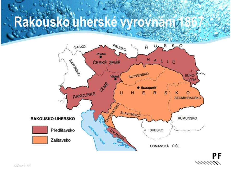 Rakousko uherské vyrovnání 1867