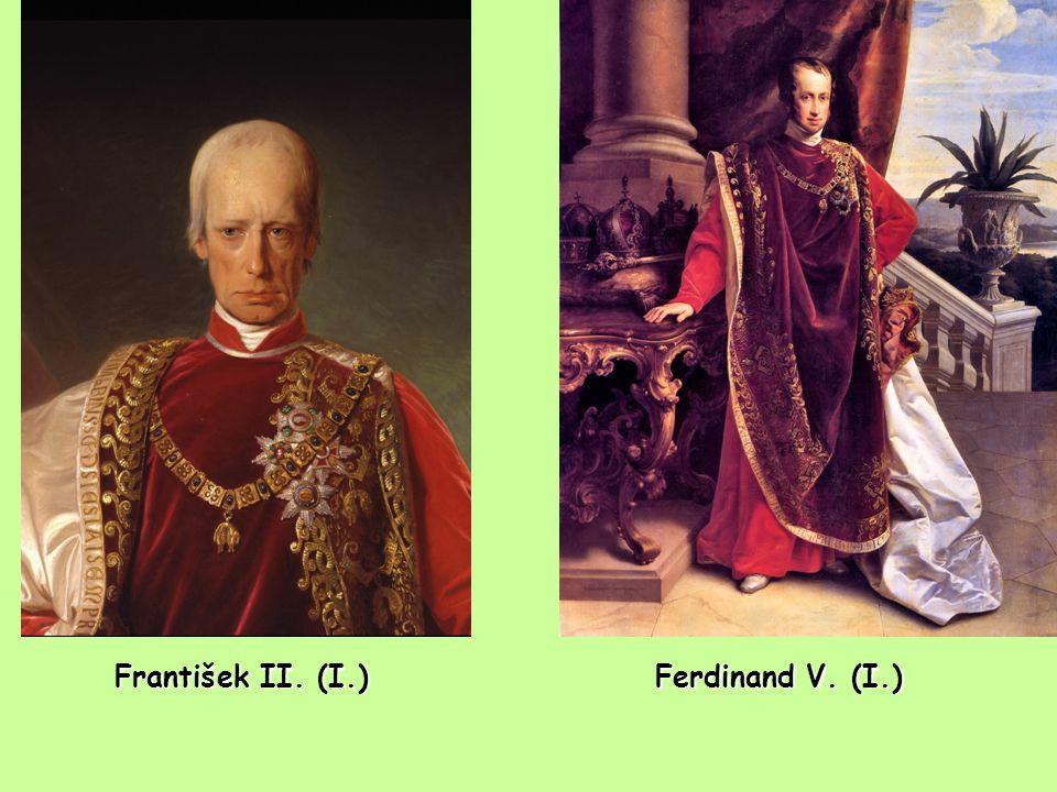 František II. (I.) Ferdinand V. (I.)