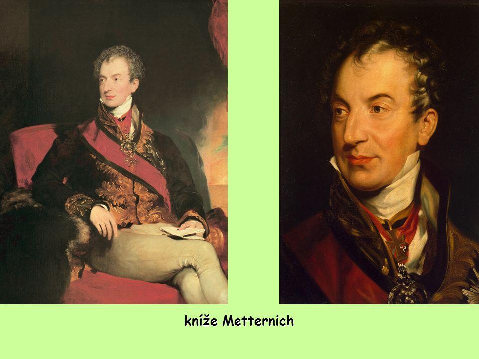 kníže Metternich