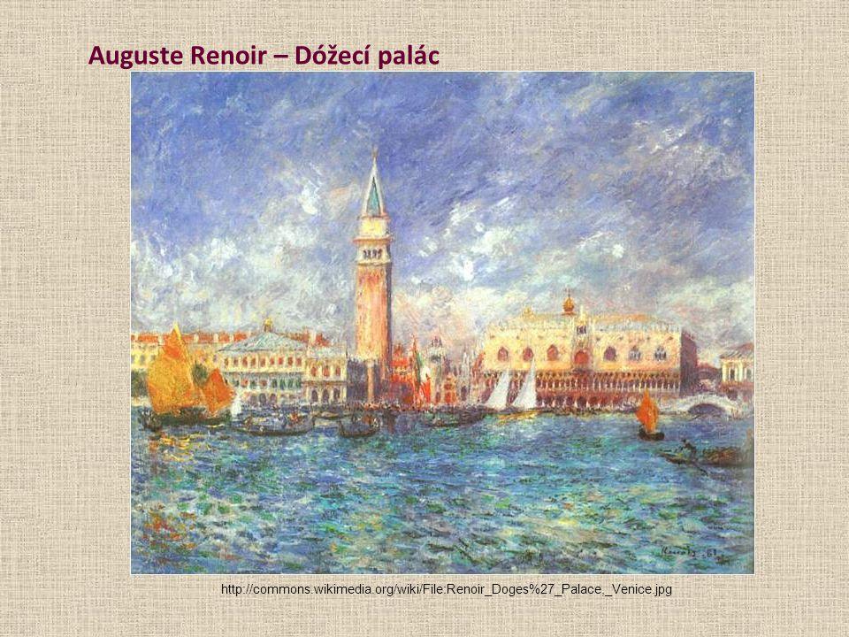 Auguste Renoir – Dóžecí palác
