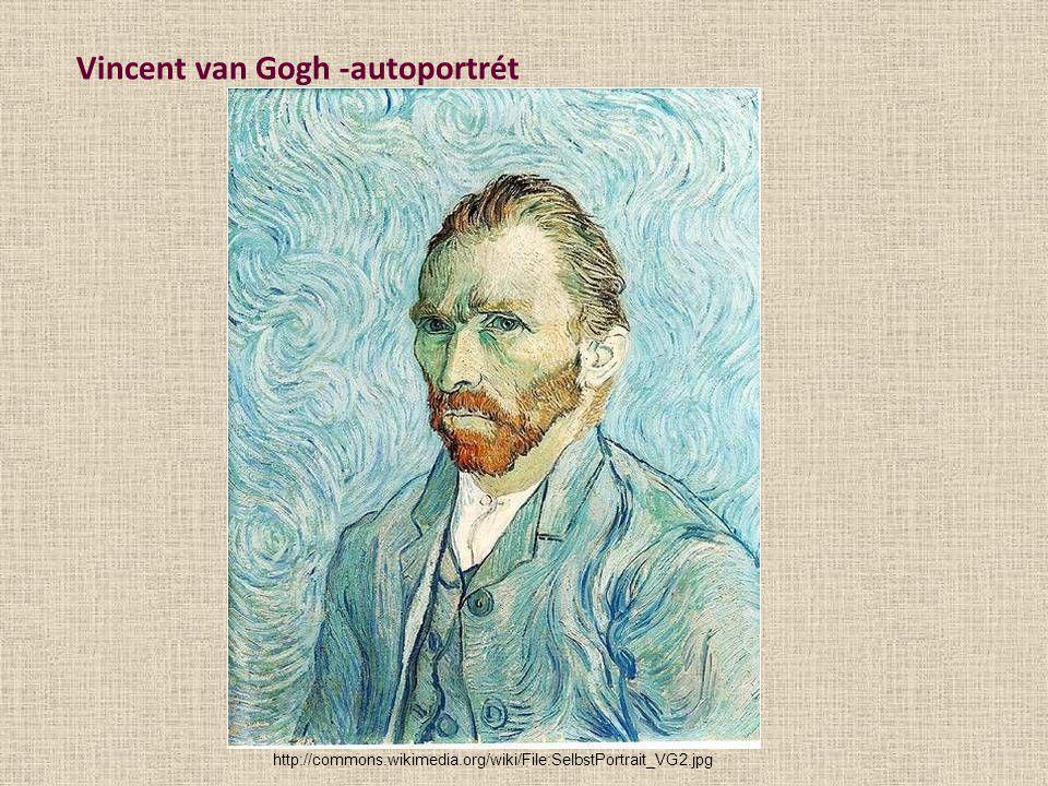 Vincent van Gogh -autoportrét