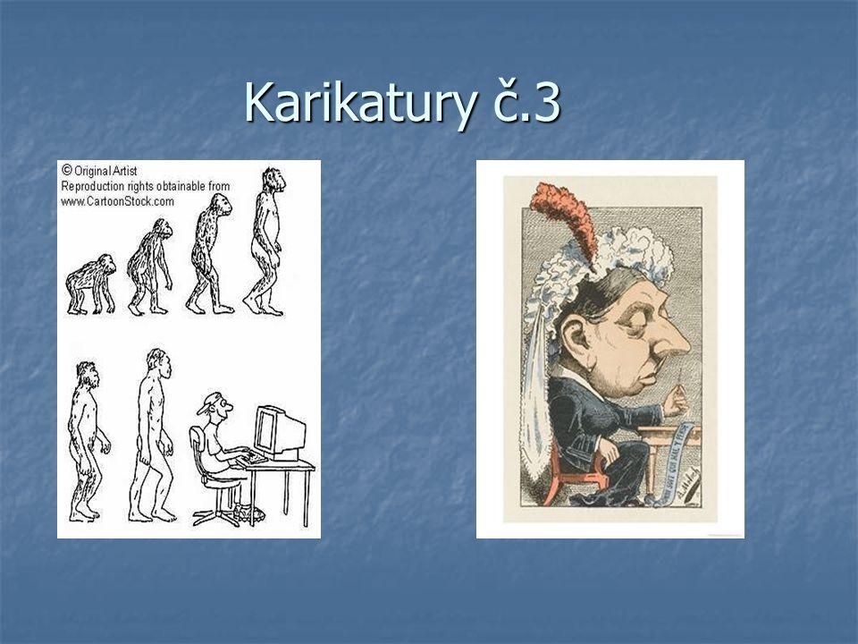 Karikatury č.3