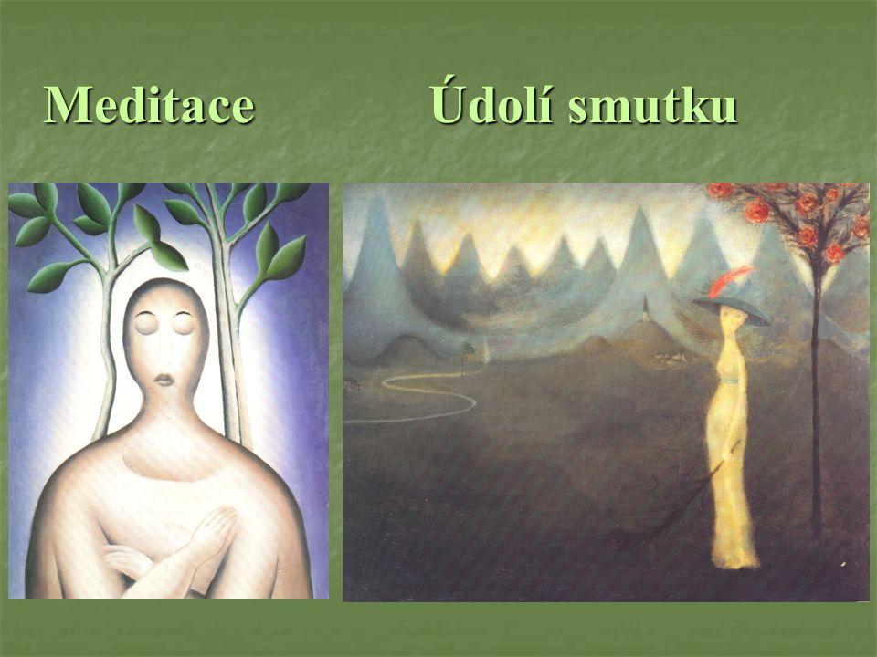 Meditace Údolí smutku