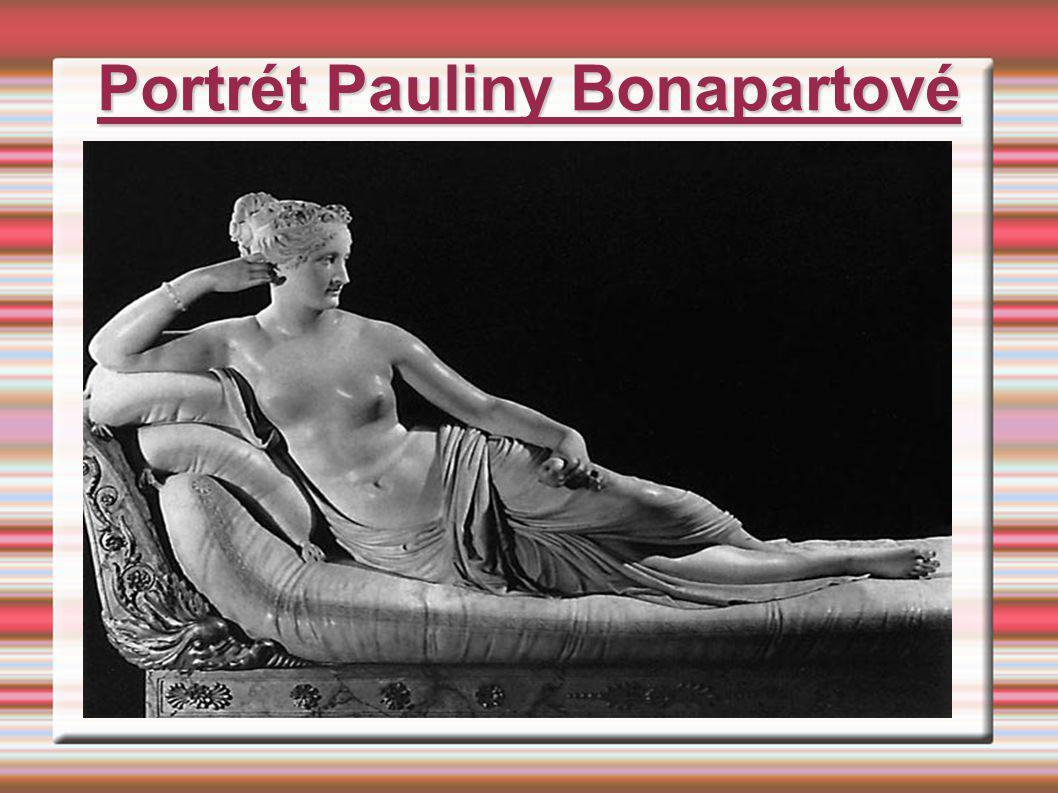 Portrét Pauliny Bonapartové