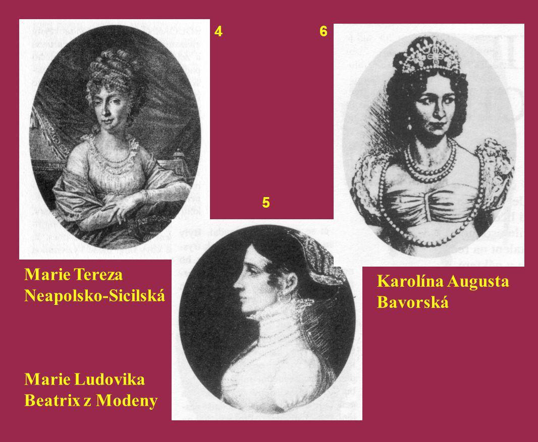 Marie Tereza Neapolsko-Sicilská