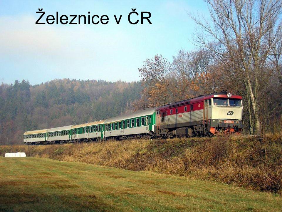 Železnice v ČR