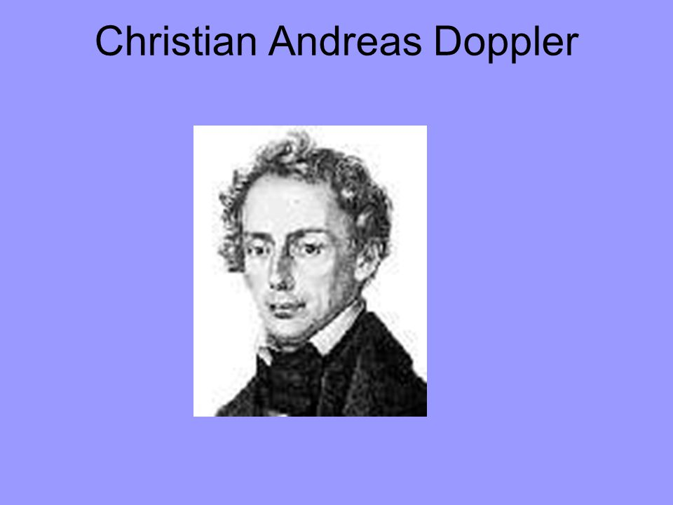 Christian Andreas Doppler