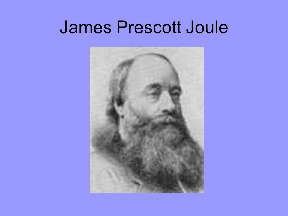 James Prescott Joule