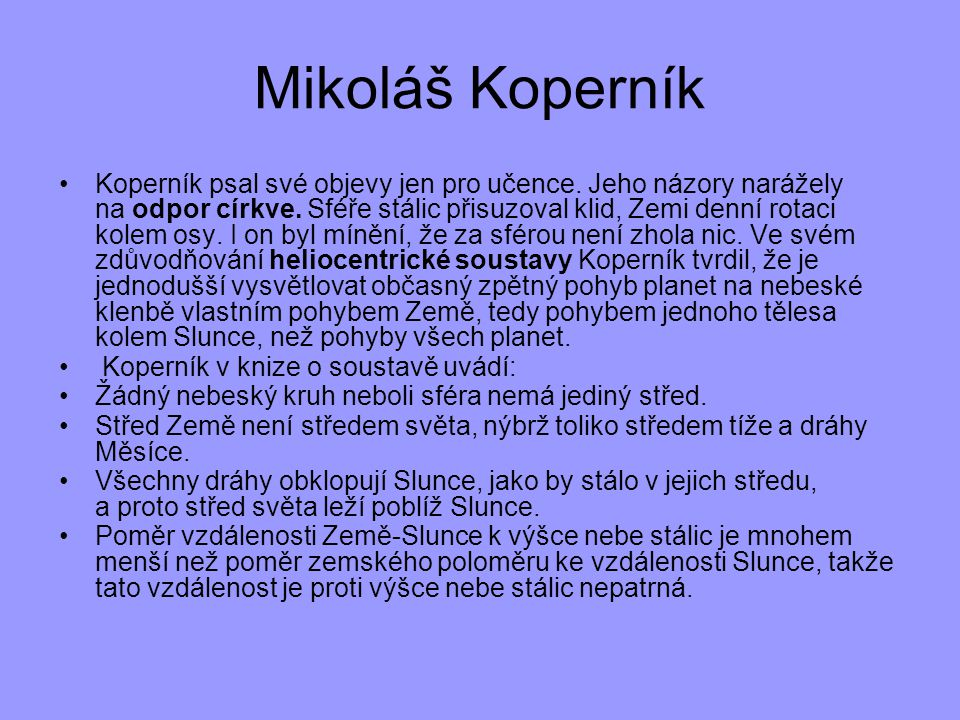 Mikoláš Koperník