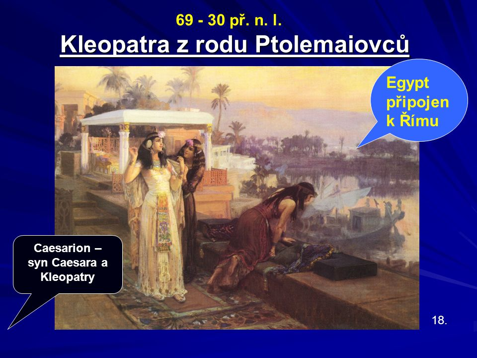 Kleopatra z rodu Ptolemaiovců
