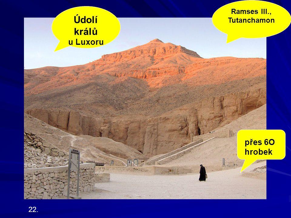 Ramses III., Tutanchamon