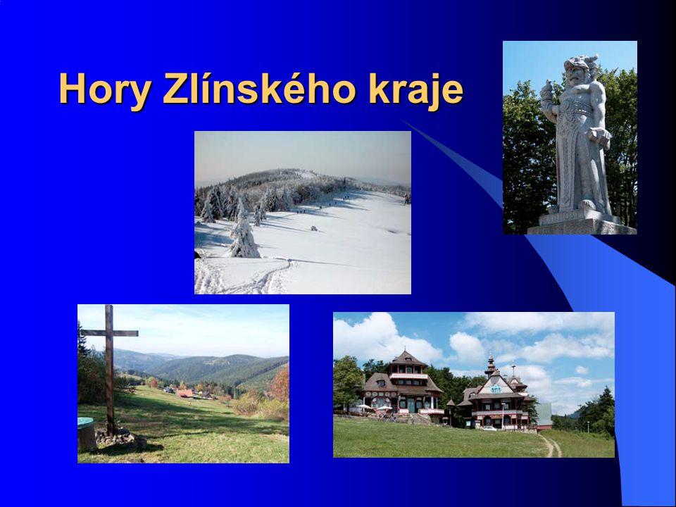 Hory Zlínského kraje