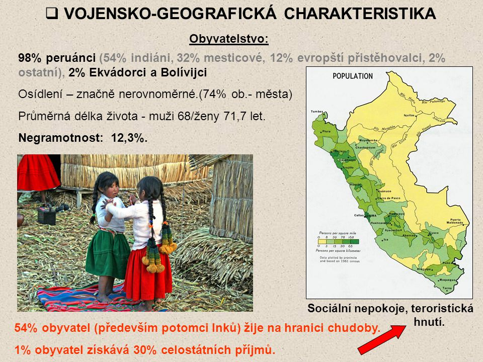 VOJENSKO-GEOGRAFICKÁ CHARAKTERISTIKA