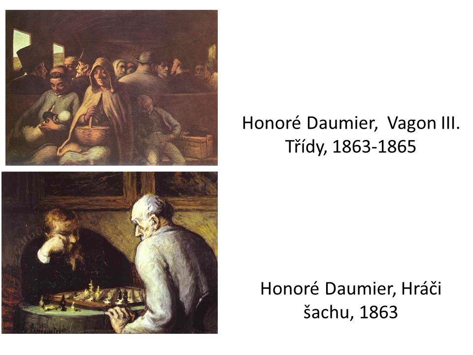 Honoré Daumier, Vagon III