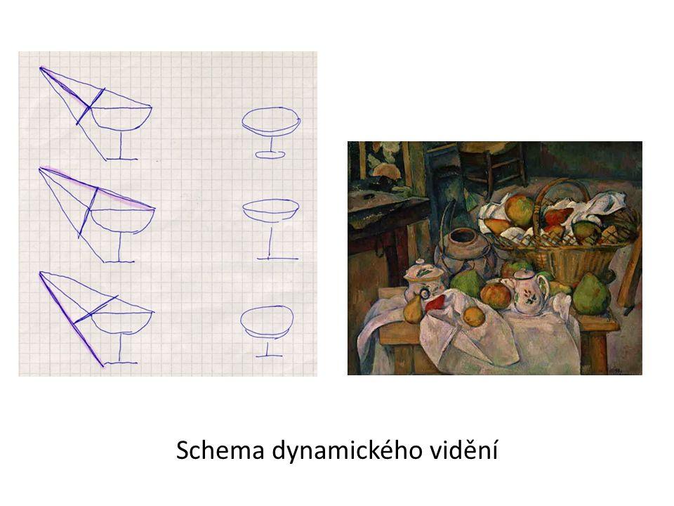 Schema dynamického vidění