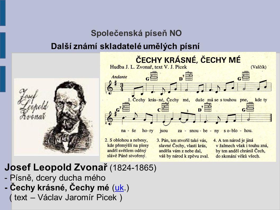 Josef Leopold Zvonař (1824-1865)