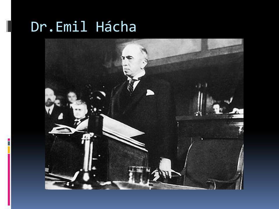 Dr.Emil Hácha