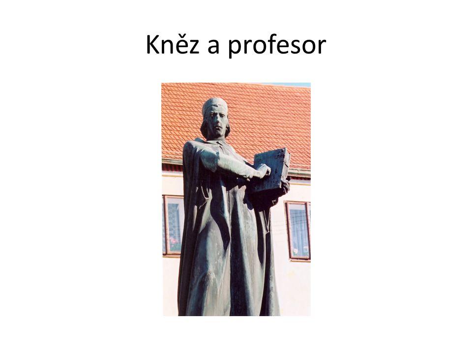 Kněz a profesor