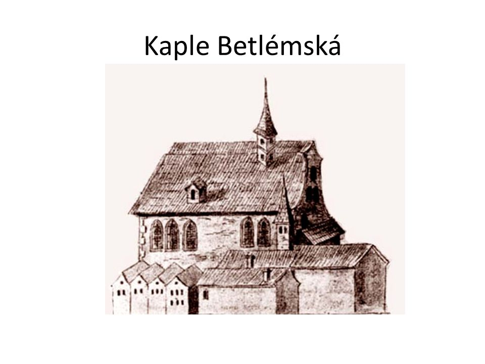 Kaple Betlémská
