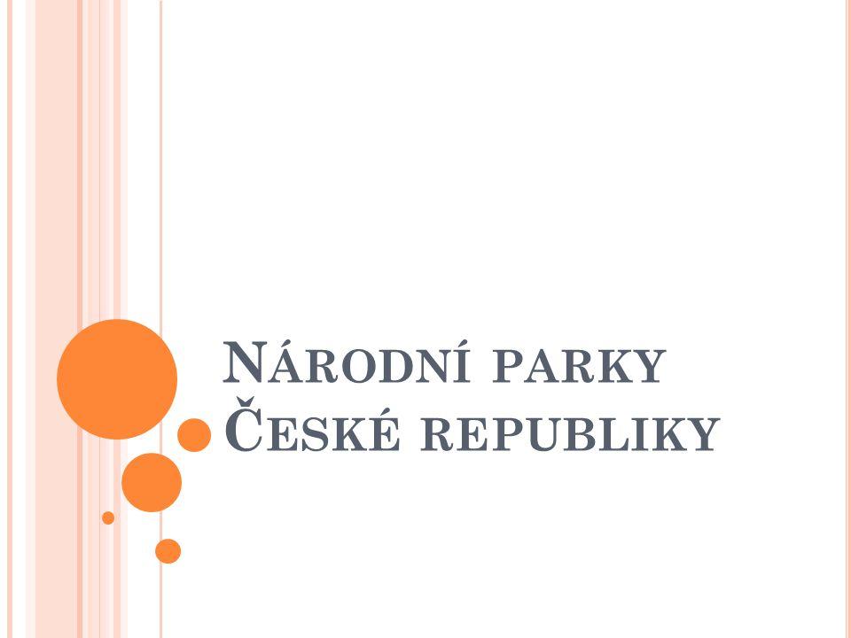 Národní parky České republiky
