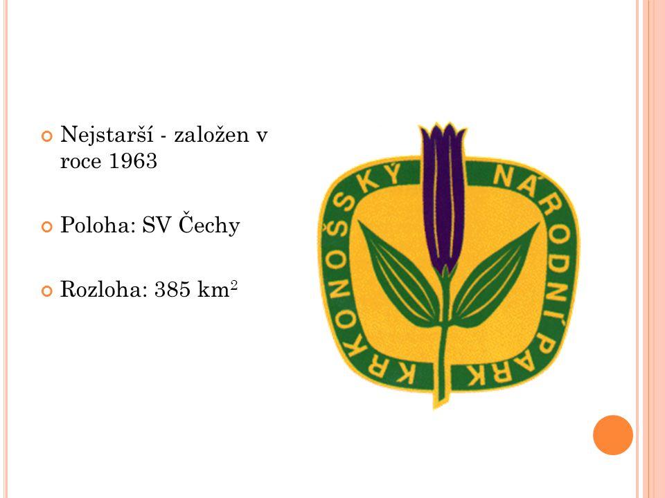 Nejstarší - založen v roce 1963