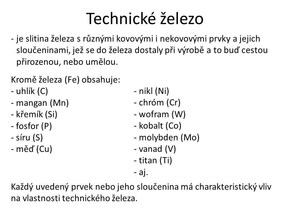 Technické železo