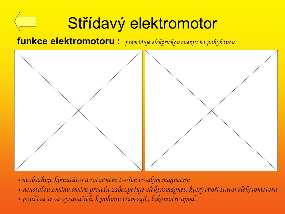 Střídavý elektromotor