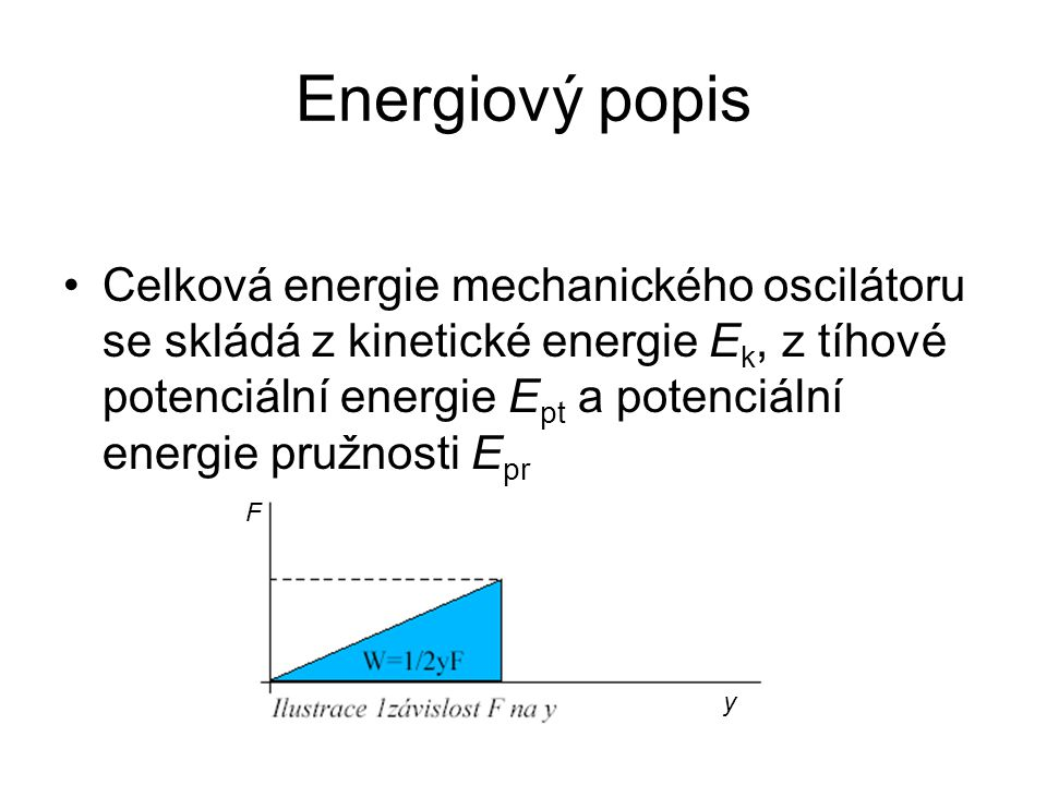 Energiový popis