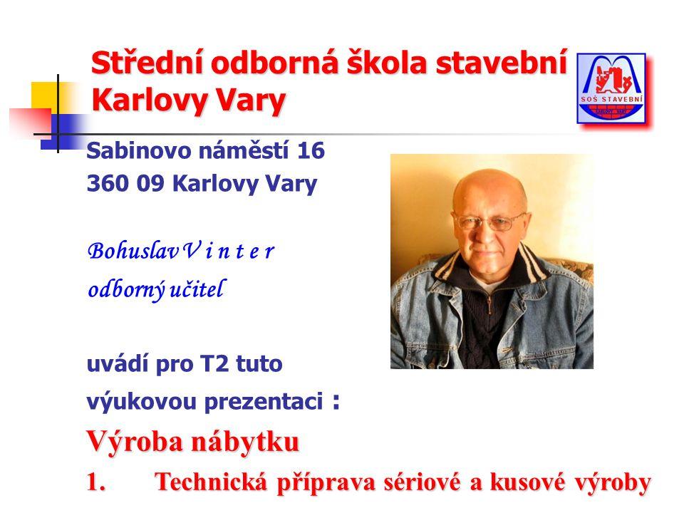 Střední odborná škola stavební Karlovy Vary