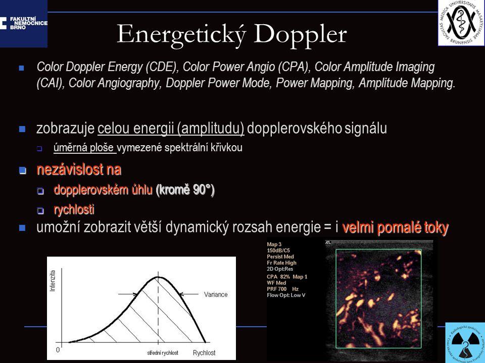 Energetický Doppler