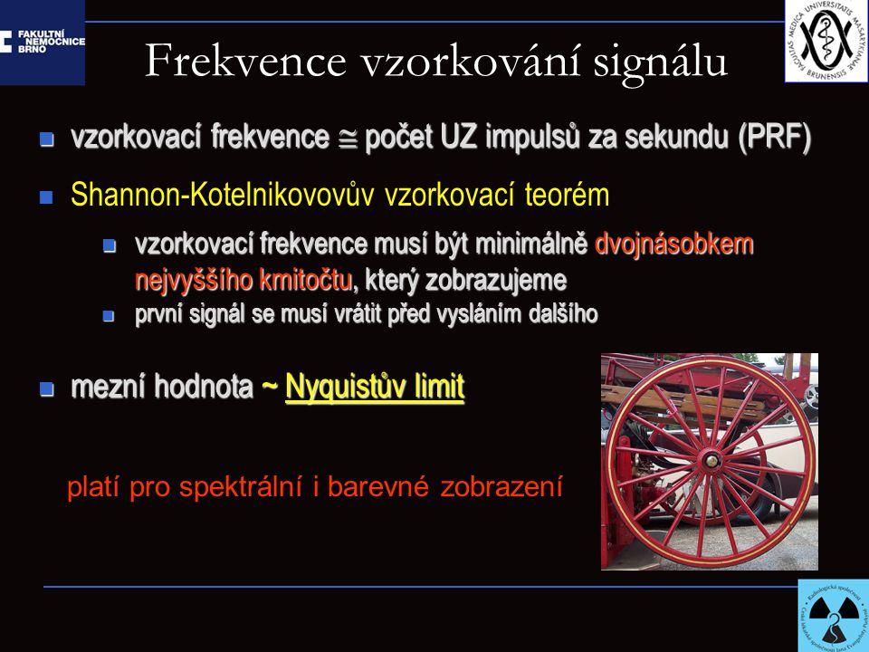 Frekvence vzorkování signálu