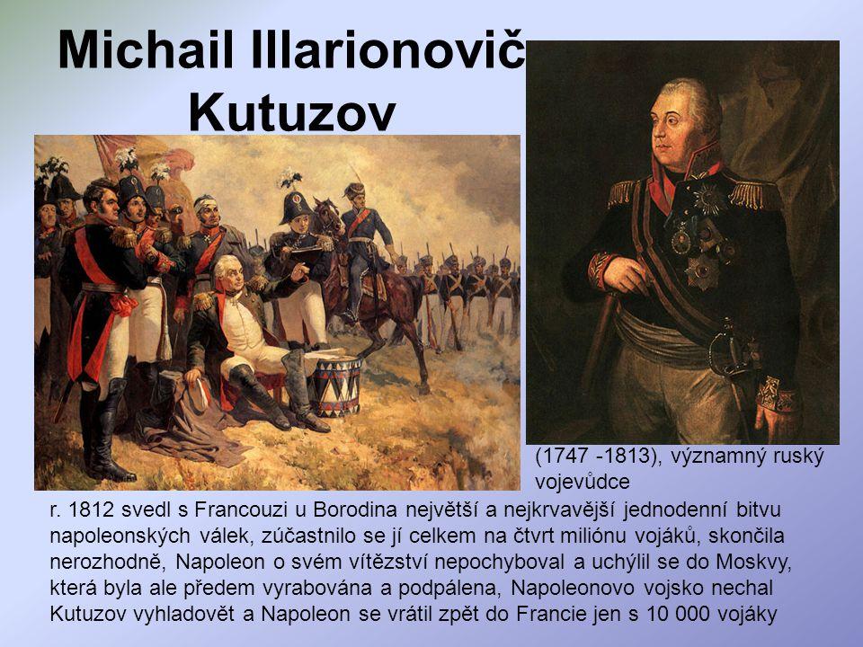 Michail Illarionovič Kutuzov
