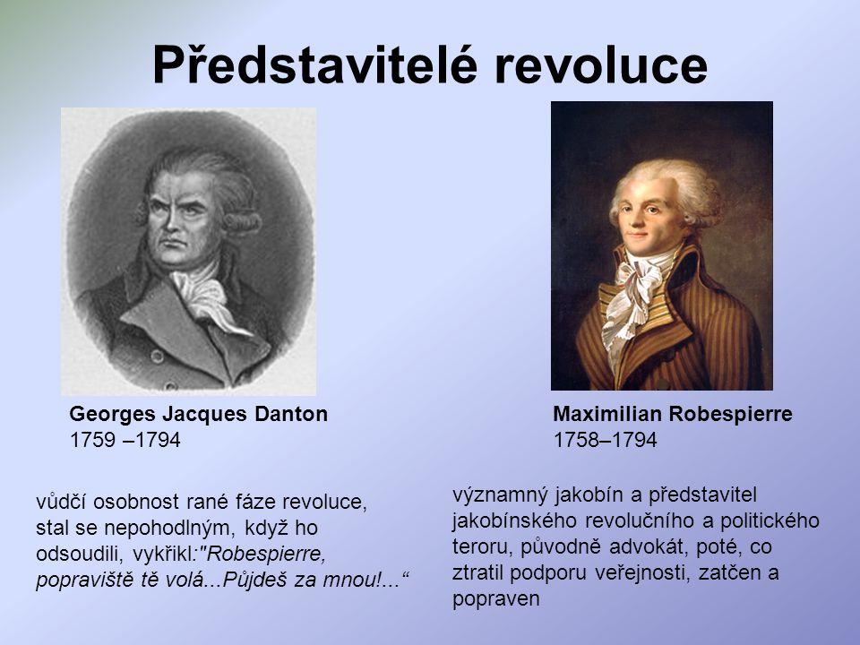 Představitelé revoluce