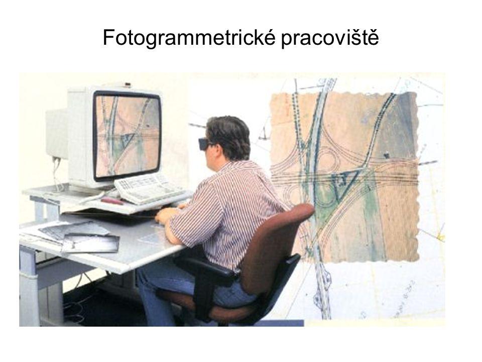 Fotogrammetrické pracoviště