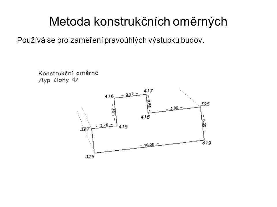 Metoda konstrukčních oměrných