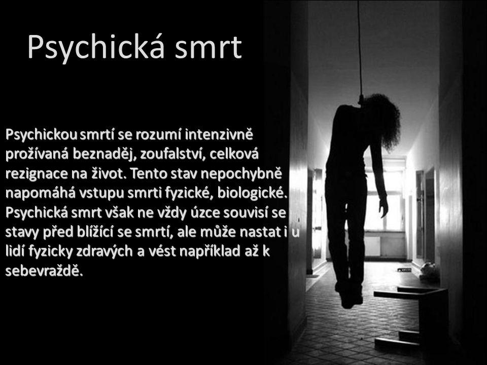 Psychická smrt