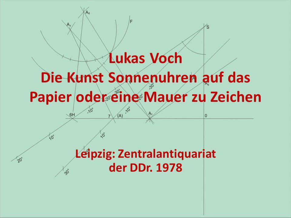 Leipzig: Zentralantiquariat der DDr. 1978