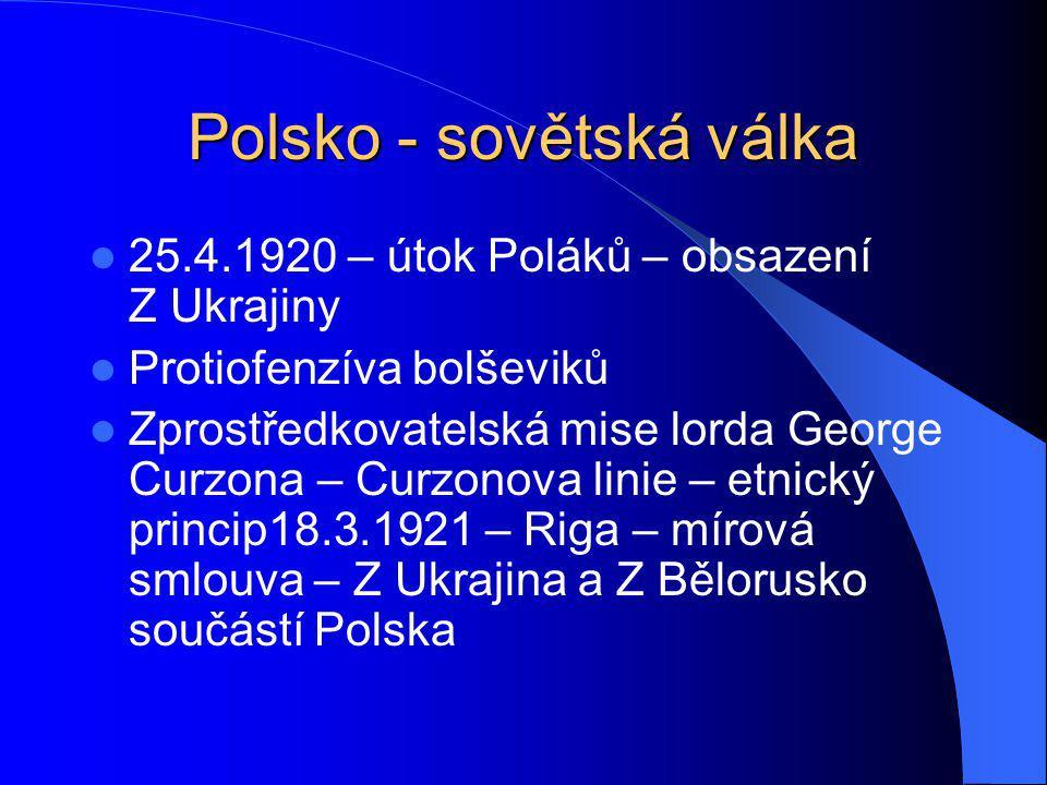 Polsko - sovětská válka
