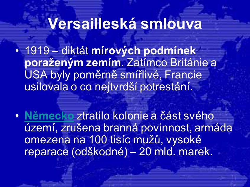 Versailleská smlouva