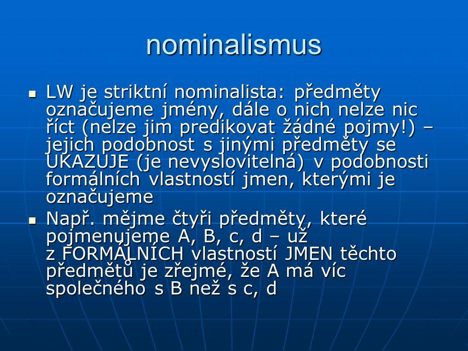 nominalismus