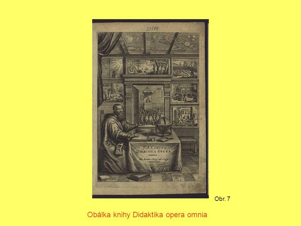 Obálka knihy Didaktika opera omnia