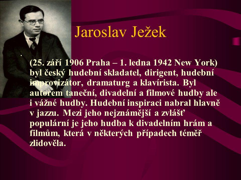 Jaroslav Ježek