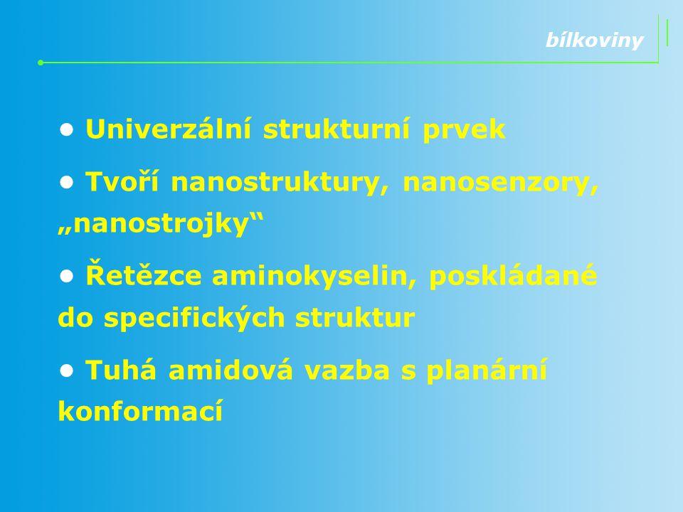• Univerzální strukturní prvek