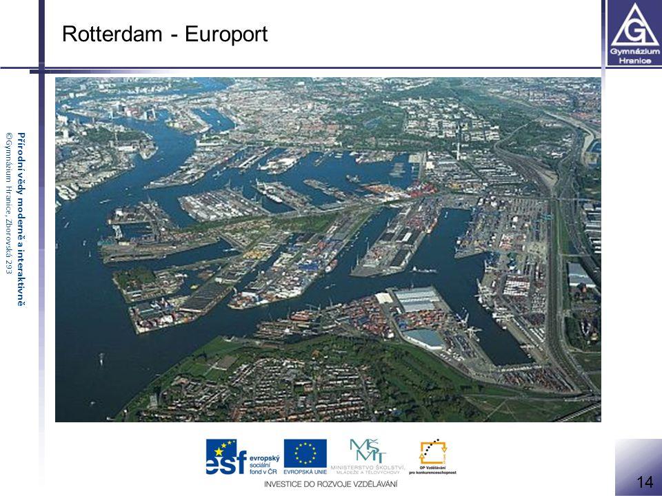 Rotterdam - Europort 14
