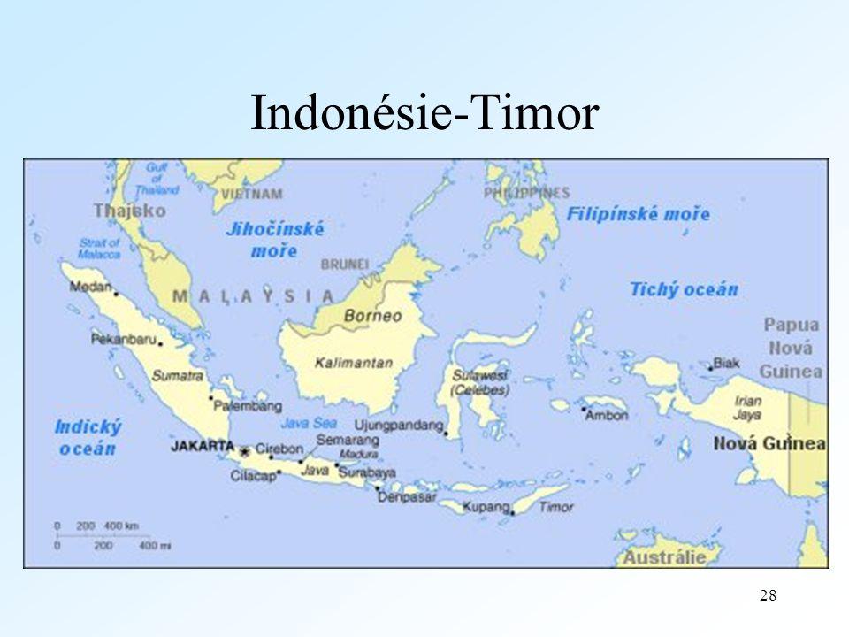 Indonésie-Timor