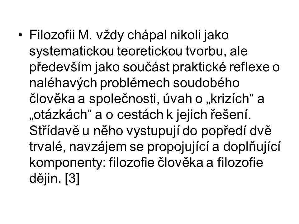 Filozofii M.